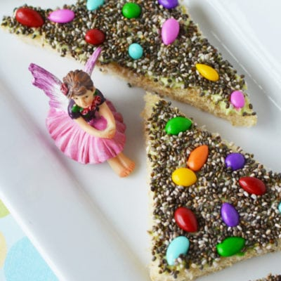 Nutritious Fairy Bread