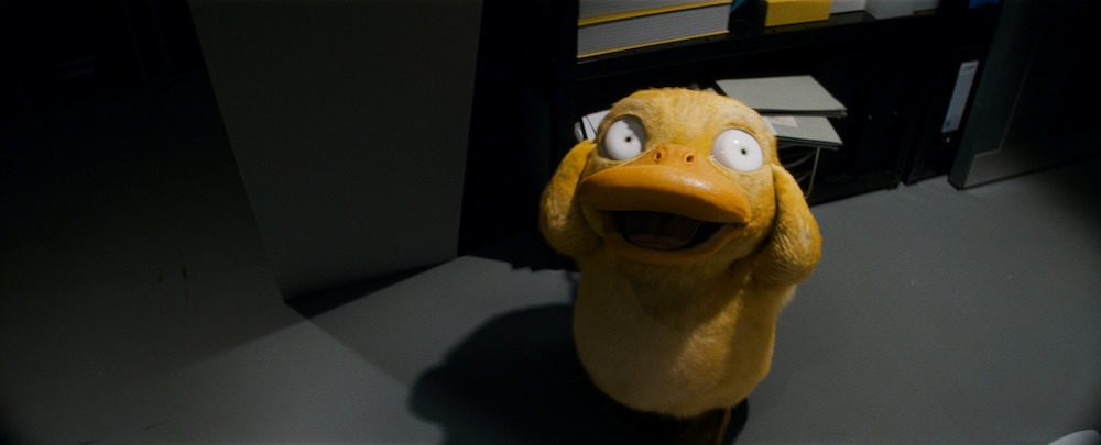 "Psyduck in Legendary Pictures' and Warner Bros. Pictures' comedy adventure ""POKÉMON DETECTIVE PIKACHU,"" a Warner Bros. Pictures release."