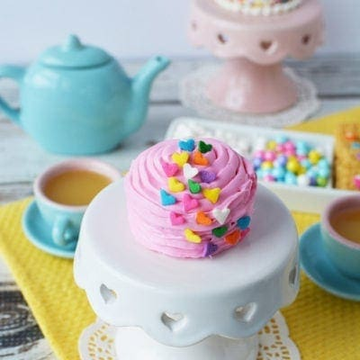 Fairy Cakes Tea Party