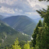 Storm Castle Peak Montana