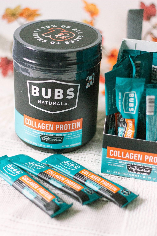 BUBS Collagen Protein