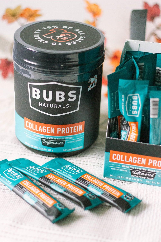 BUBS Naturals Collagen Powder