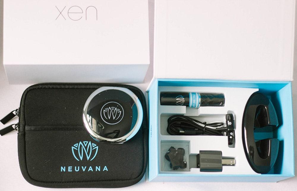 Xen by Neuvana box contents