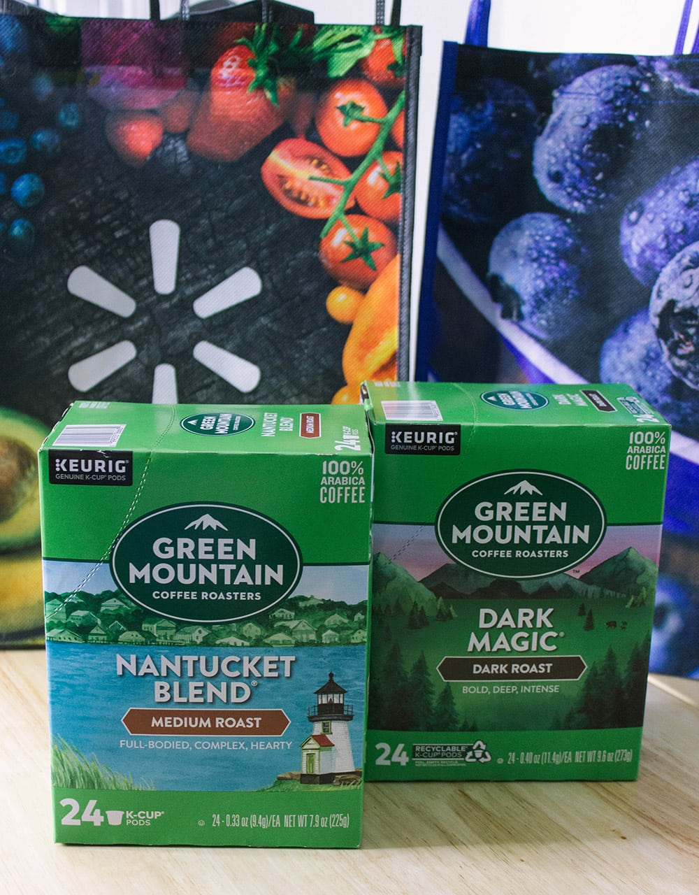 Green Mountain boxes