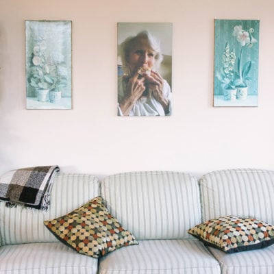 Turn Pictures into Home Decor