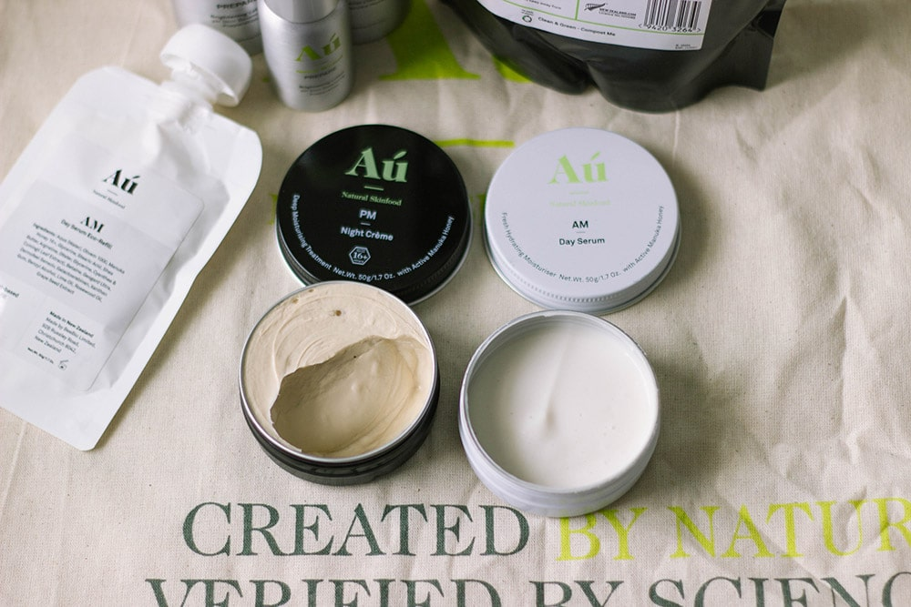 au skinfood products open
