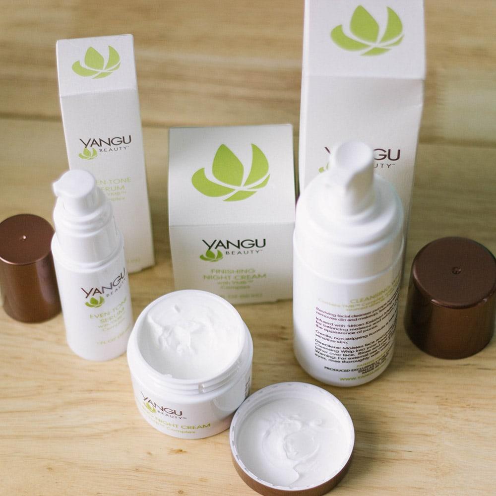 Yangu beauty items