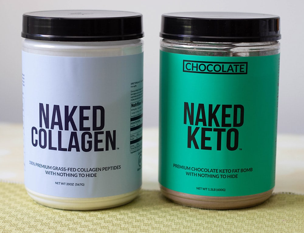 naked keto products