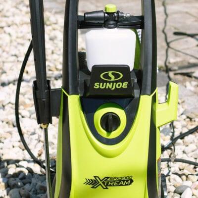 sunjoe power washer