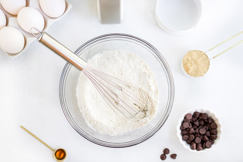 flour mixture for cookies