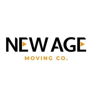 new age moving company logo