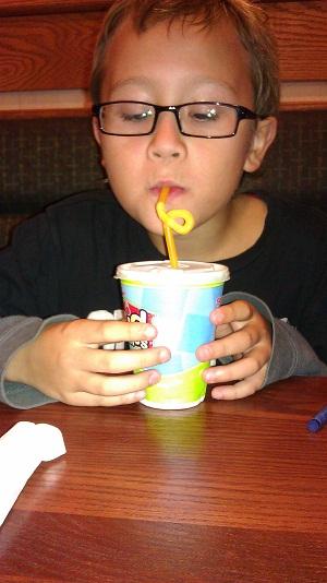 fun straw