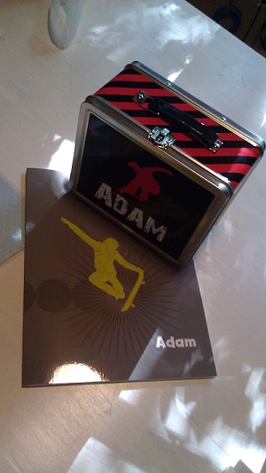 Adam Lunch Box