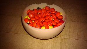 edible candy dish