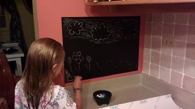 instant chalkboard