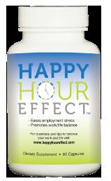happy hour effect