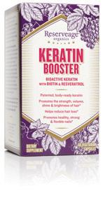 keratin booster